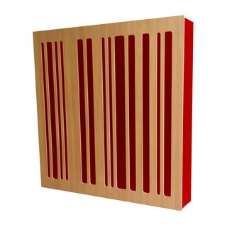 GIK Acoustics 2A Alpha Panel Diffusor / Absorber